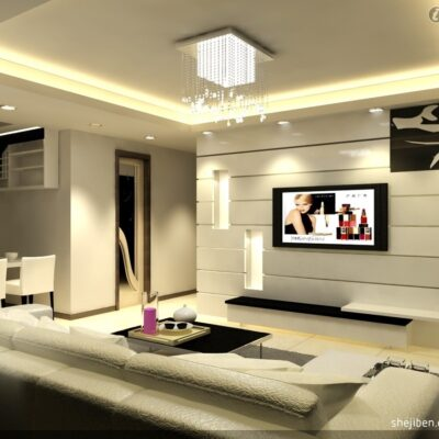 Marvelous Living Room Ideas With Tv On Wall Marvellous Wall Decoration Ideas For Living Room Hd Cragfont - Coffee Table Design